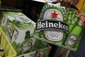 Misschien overdreven, maar het is wel de erfenis van Meneer Heineken