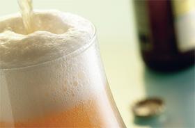 Klant grijpt naar premium merken bier
