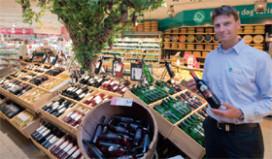 'Betere wijnen, maar ook palletaanbiedingen