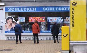 Schlecker volgt Aldi en Lidl