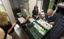 'De klant betaalt in de supermarkt één euro, dat is niet normaal