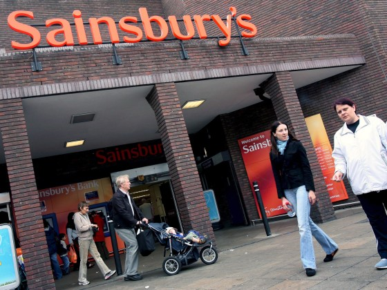 Sainsbury's fortuin kwijt na mislukte fusie