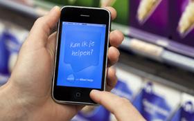 Appie legt basis voor mobiel shoppen