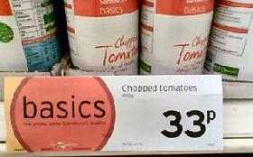 Sainsbury's vervangt blik door karton