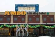 Jumbo neemt de tijd