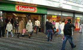 Kruidvat gaat Frisia en DSB achterna