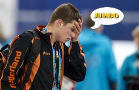 Gerard, Sven en de lessen voor Jumbo