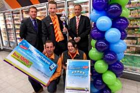 Supercoop Nijverdal wint Vriesvers-titel