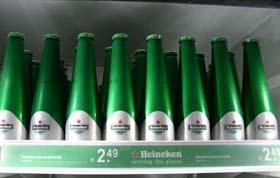 'Bij Heineken weten ze van voren niet hoe het van achteren in elkaar zit