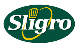 Sligro over koek