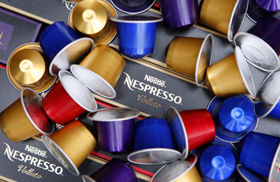 Nespresso mijdt super ondanks aanval JDE
