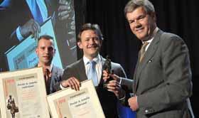 Procter wint Marketing Award