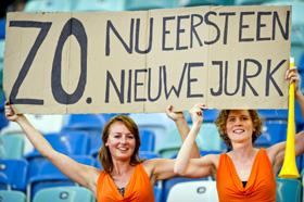 'Een overwinning voor het voetbal. We zijn zo blij en opgelucht
