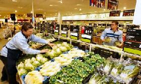 Goedkope groenten scoren in super