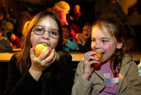 Luxer schoolfruit voor kinderen