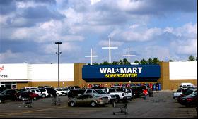 Walmart verkoopt wc-rol zonder karton