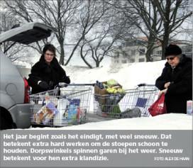Supermarktjaar 2010 in woord en beeld