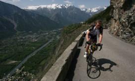 Zes keer Alpe d'Huez op