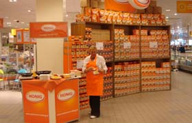 'Honig is een Hollandse parel, die gewoon hier moet blijven
