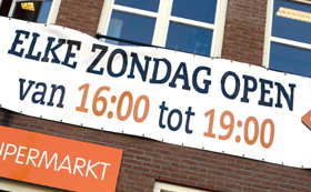 Jumbo wint zondagsloterij in Waddinxveen