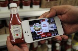 Film: smartphone experiment Heinz
