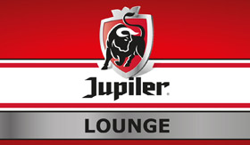 Jupiler opent lounge in stadion N.E.C.