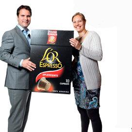 Warme Dranken: Douwe Egberts L'Or