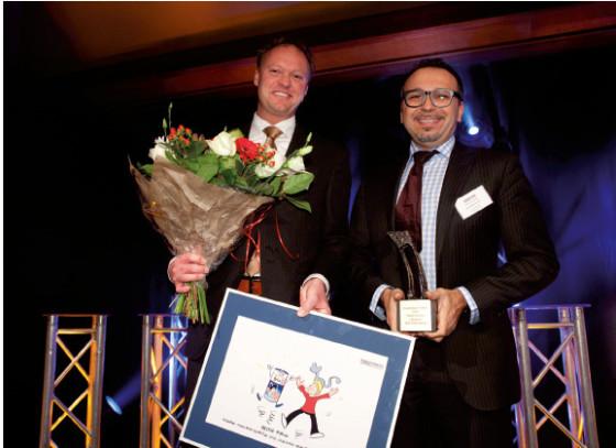 Winnaar: Nestlé Purina