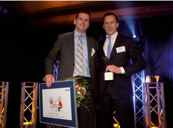 Winnaar: FrieslandCampina Dagvers