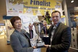 De winnaars van 2012