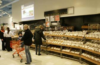 Kerstrapport 2005: Posities supermarkten muurvast