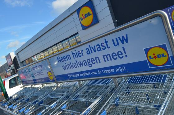 Lidl krijgt vergunning in Aalsmeer