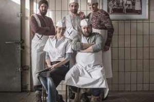 DGS gaat verder als Group of Butchers