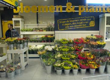 Jumbo gaat ook bloemen online verkopen