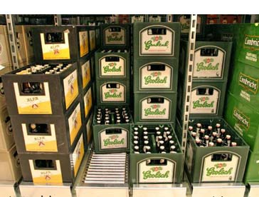 47 kratten bier gestolen bij Zwolse Jumbo