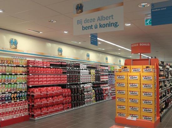 Albert Heijn participeert in Bier Butler app