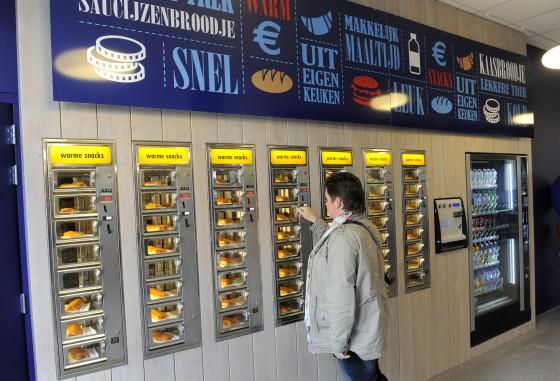 Voedingscentrum baalt van snackwand Deen