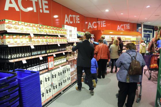 CB: A-merk bij Deen sterkst in prijs verhoogd
