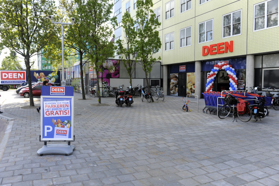 Fotorepo: nieuwe Deen in Zaandam