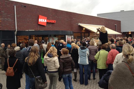 Repo: Deka-pilot start in Santpoort-Noord