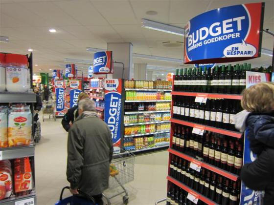 Reportage: Deen heropent topwinkel Purmerend