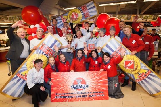 Finalist SvhJ: C1000 Oldenzaal