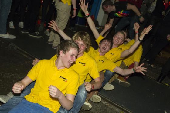 Fotorepo: knallend finalefeest svhj