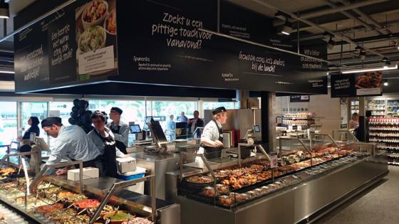 Fotorepo: Hoogvliet innoveert met Versmarkt