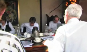 Film van juryberaad Wheel 2009