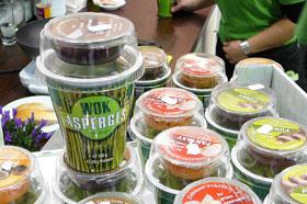 Smaakvolle innovaties op agf-beurs
