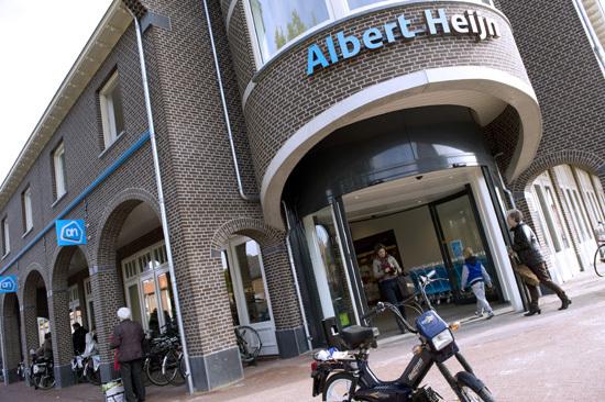 Reportage: Albert Heijn Elst