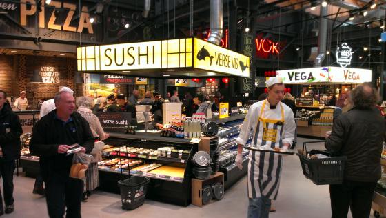 Foto's Jumbo Foodmarkt Amsterdam