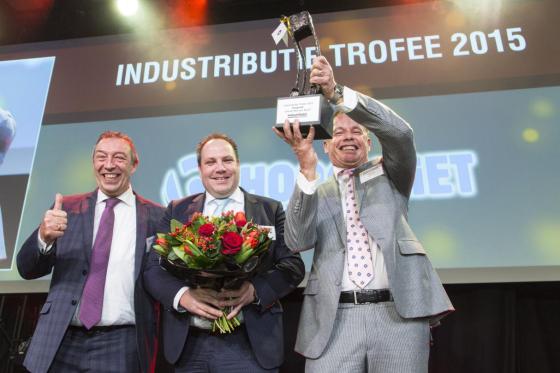 Fotorepo: Hoogvliet wint Industributie