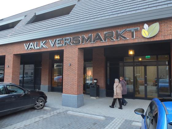Fotorepo: Van der Valk opent Versmarkt